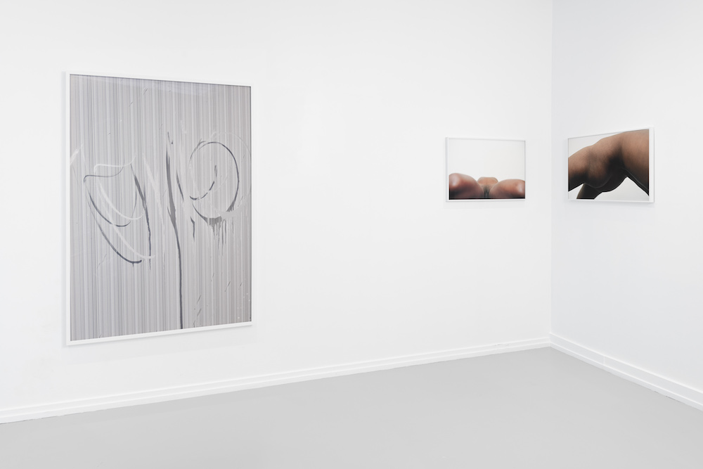Pointed consciousness, installation view 7